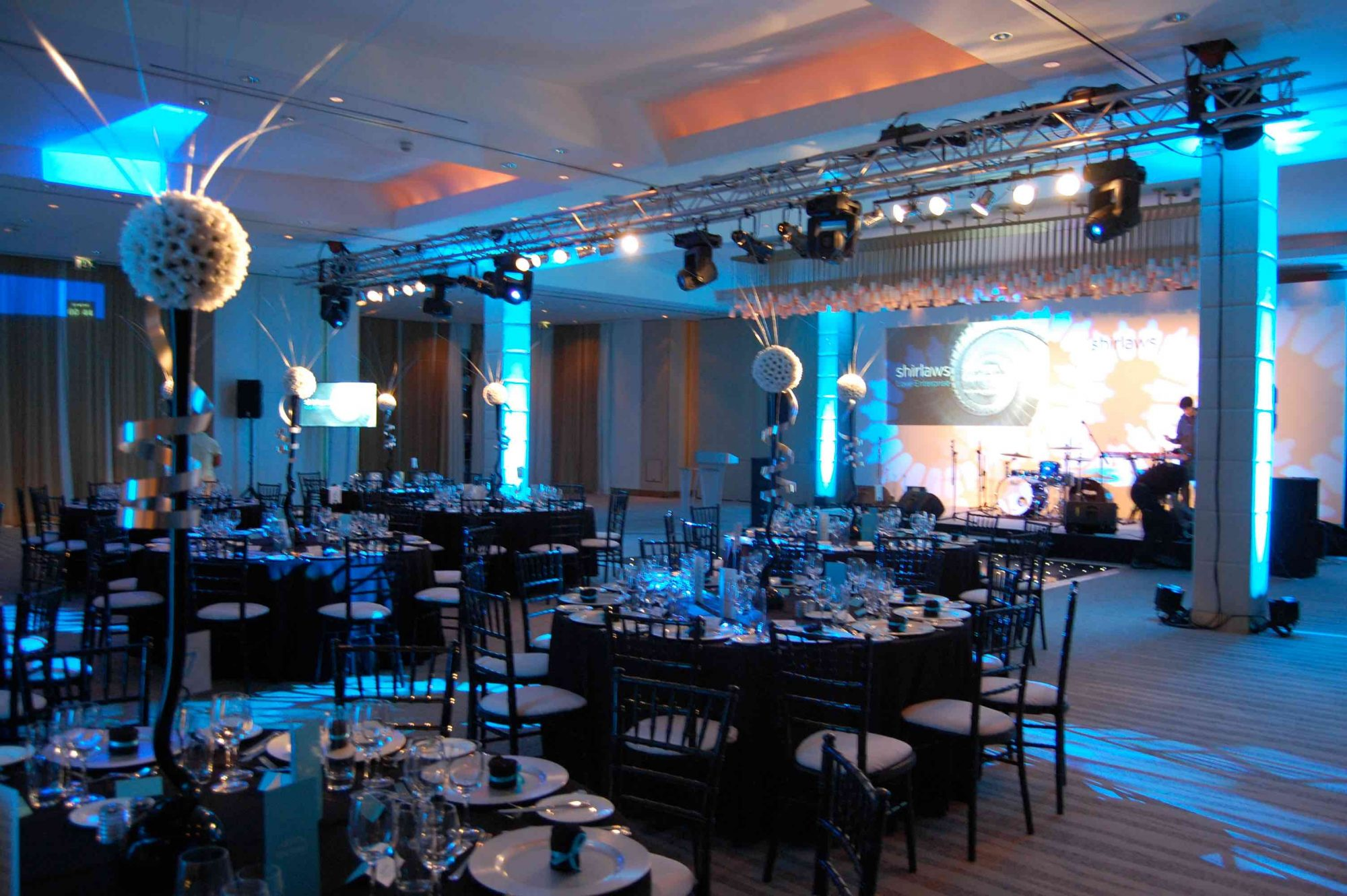 Corporate Party Production