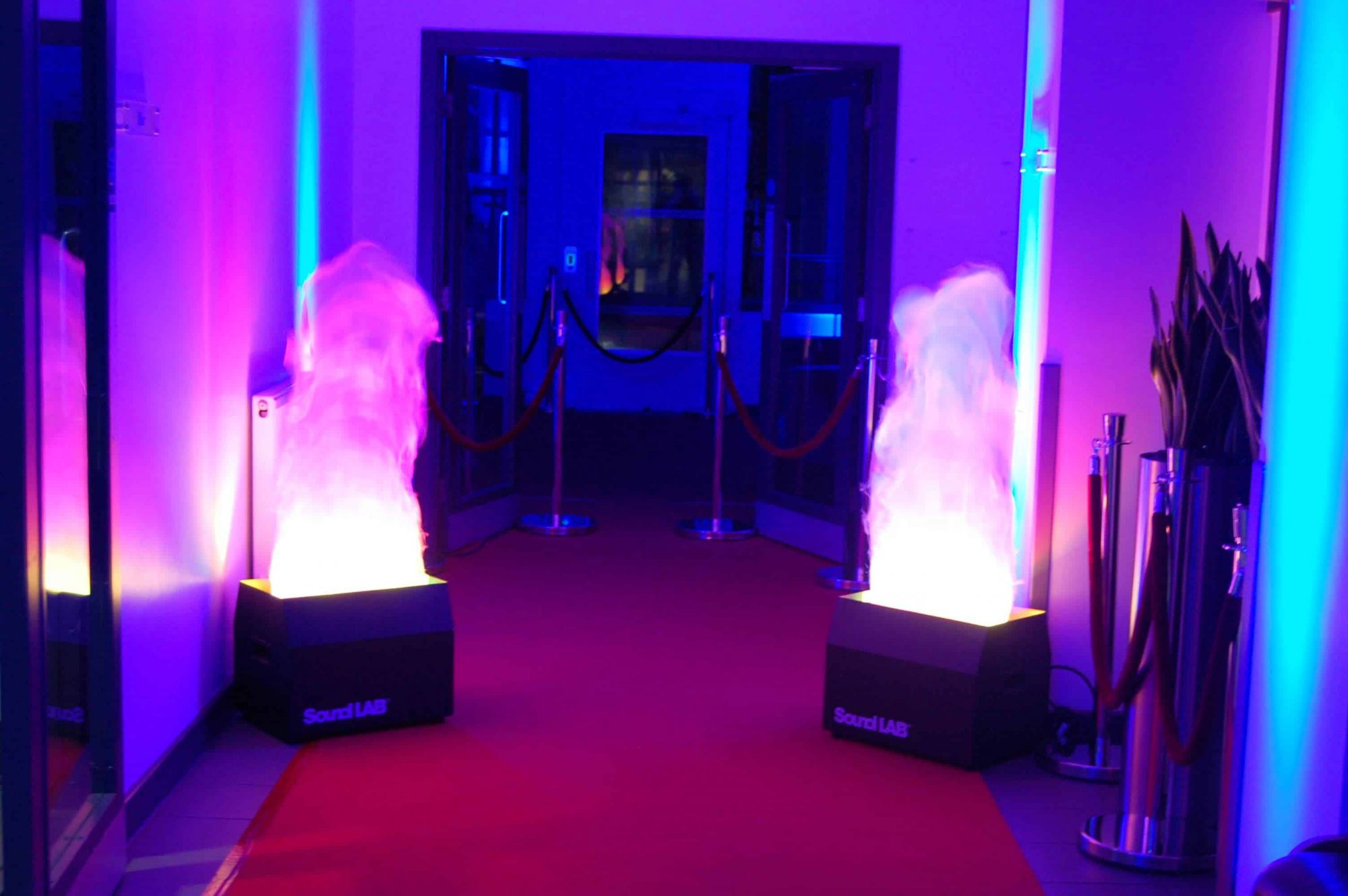 Flame Light Hire