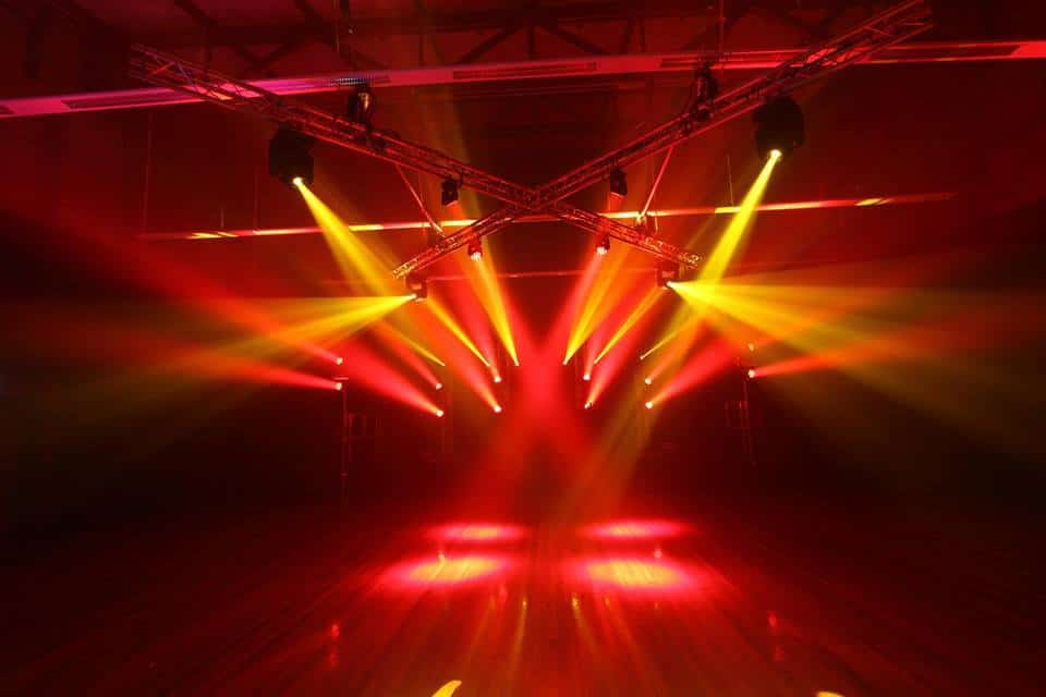 Lighting Hire Red Occasions Av Production