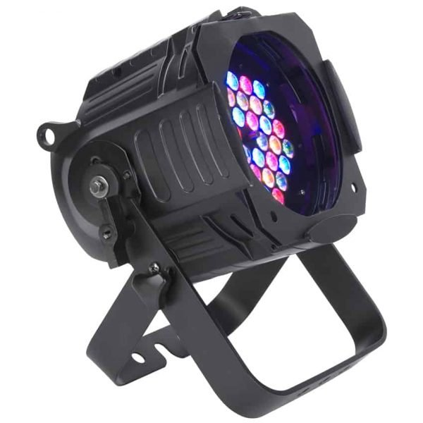 Elation OPTI RGBA LED PAR Can Hire