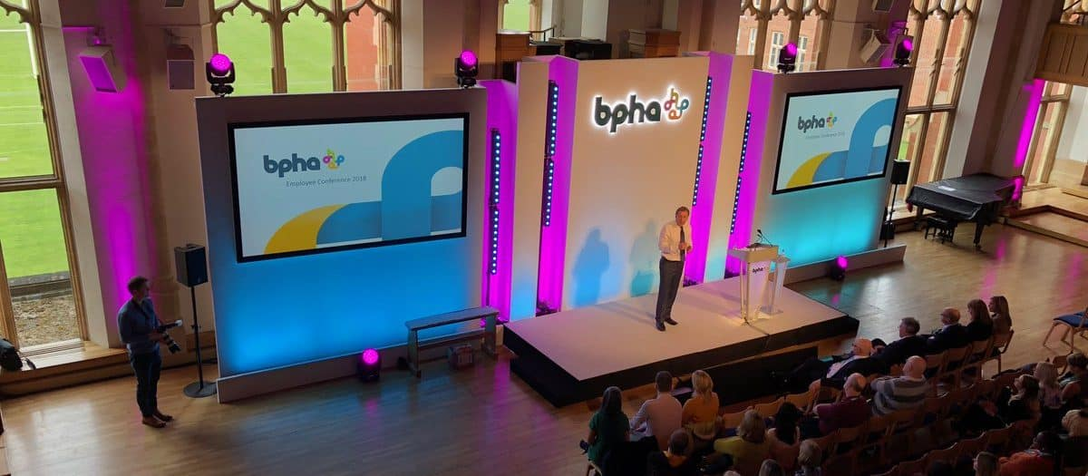 bpha employee conference