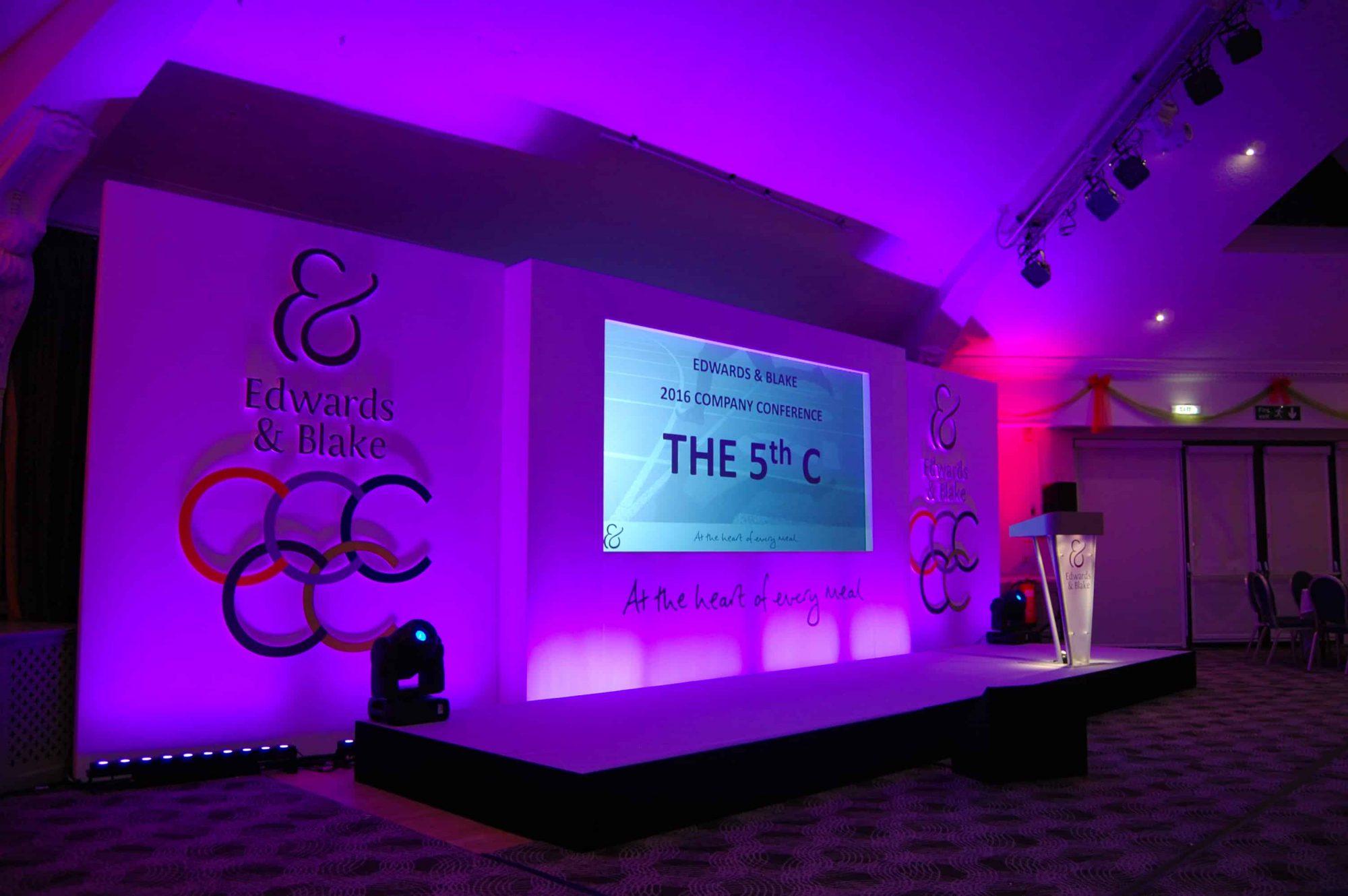 edwards & blake company conference