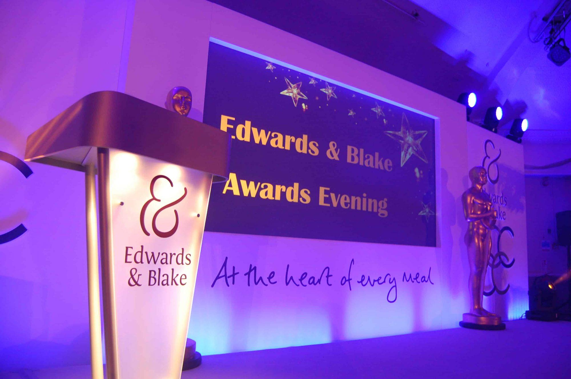 edwards & blake awards
