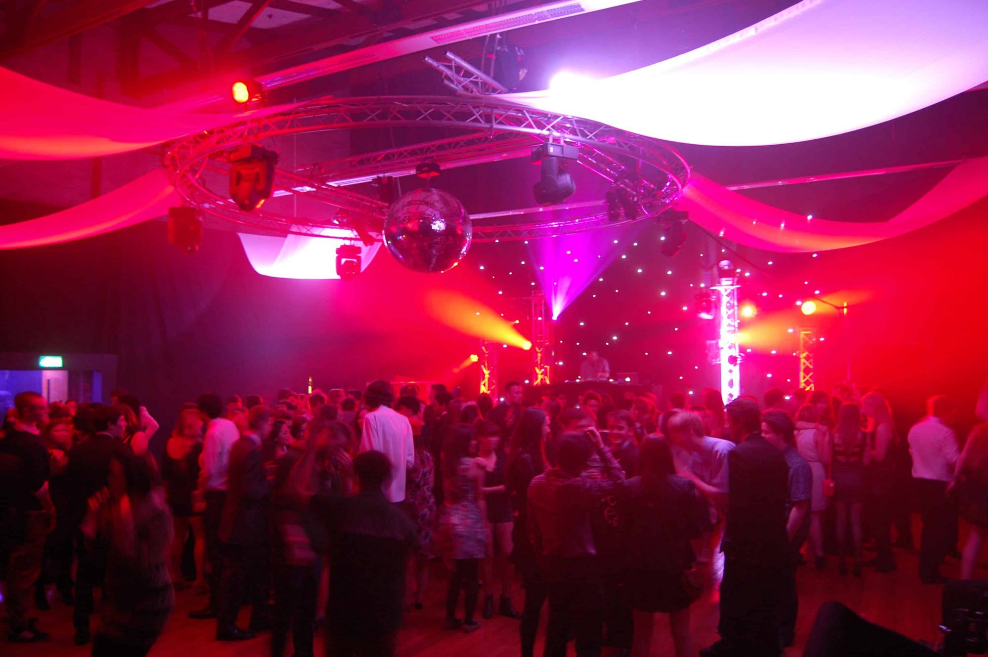 Party Lighting and AV Hire