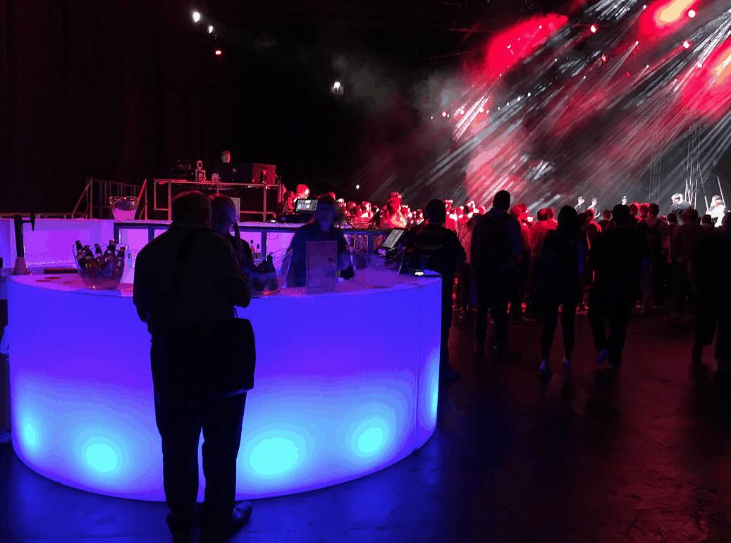LED Circular Bar