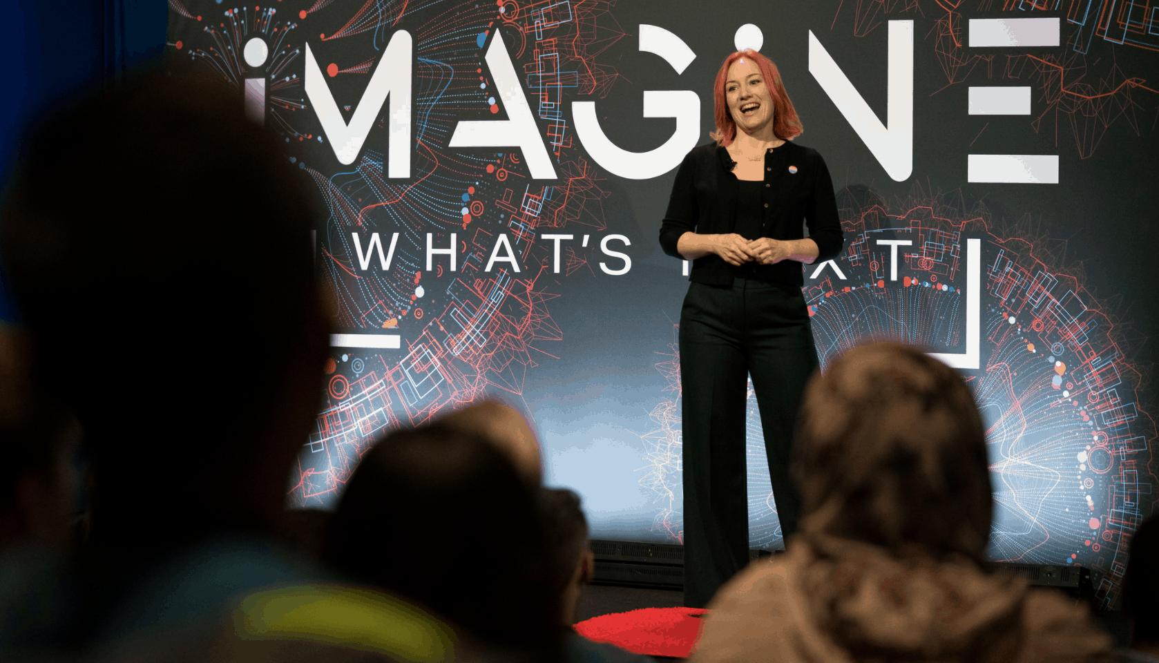 TEDx Open University talk