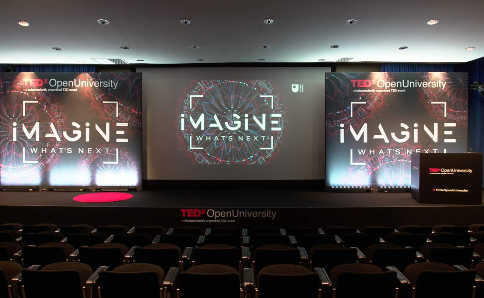 TEDx stage_0
