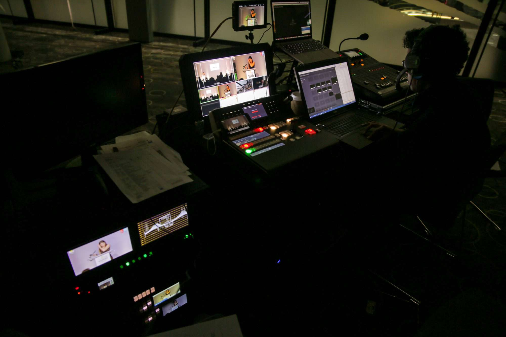 Live Event Streaming & Virtual Events