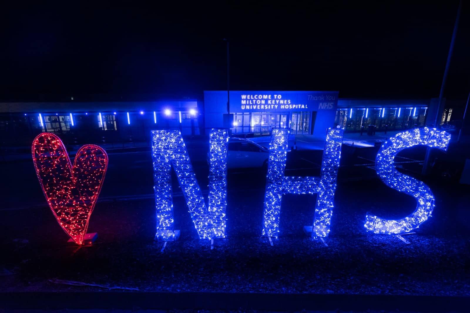 milton keynes university hospital nhs