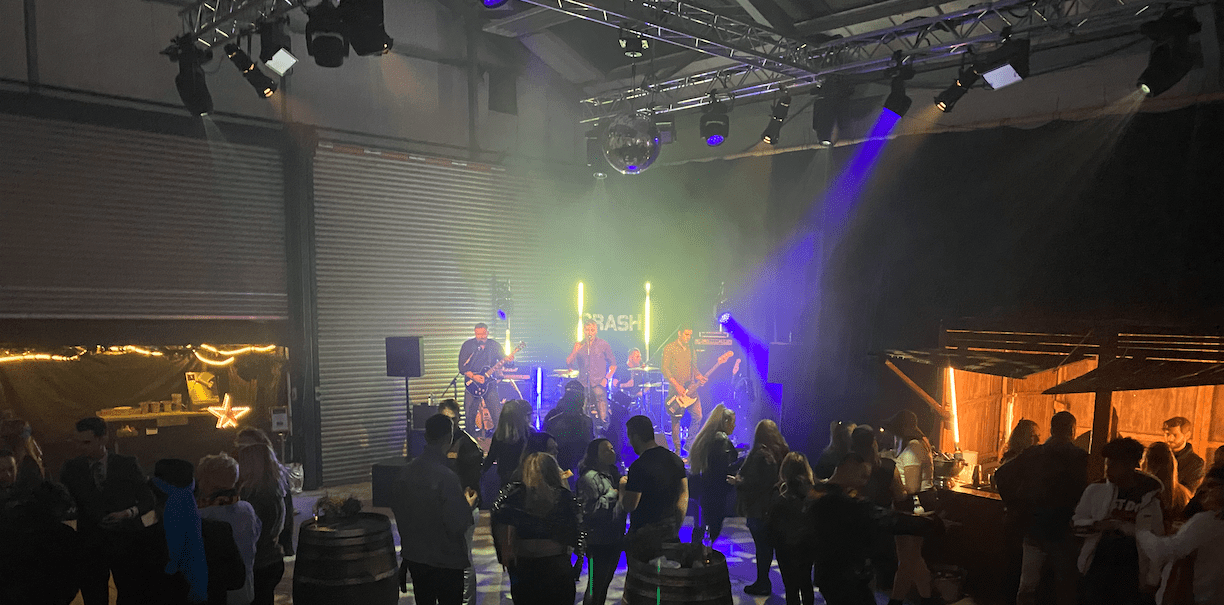 live stage equipment hire