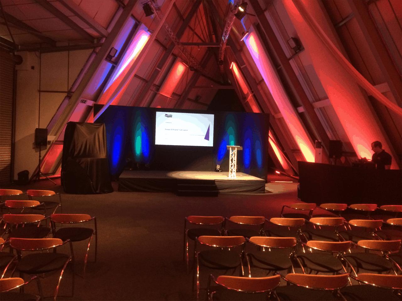Event Production Milton Keynes