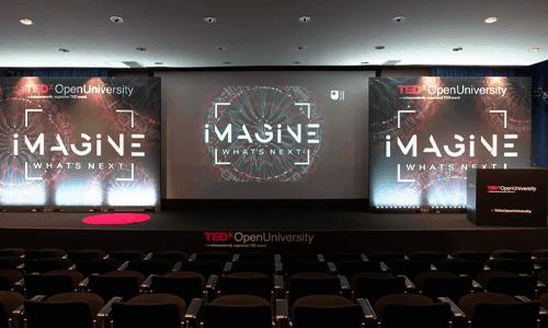 Milton Keynes Open University TEDx Event